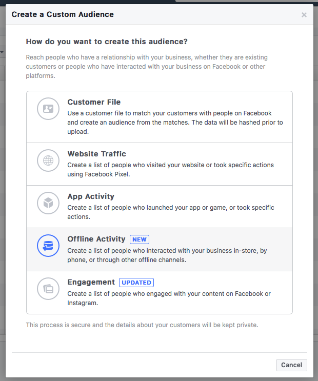 facebook-ads-custom-audience-offline-activity