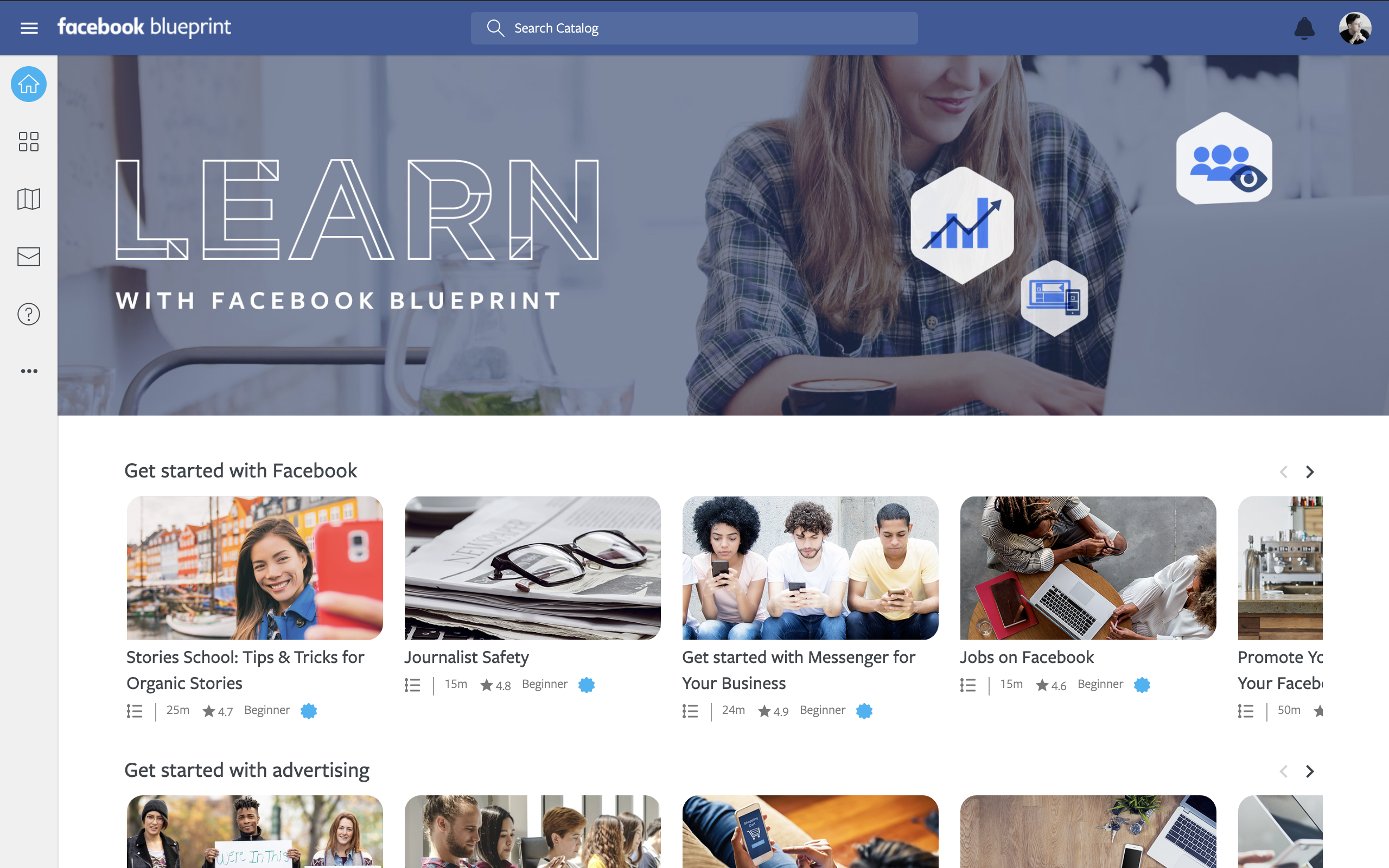 Facebook Blueprint Free Courses
