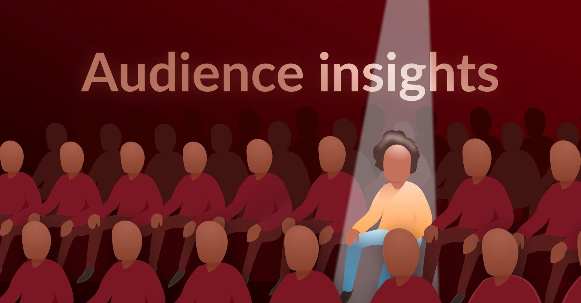 selecting the right audience for  your business